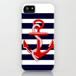 Sailor S iPhone Case