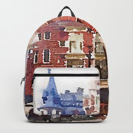Brussels Charm Backpack