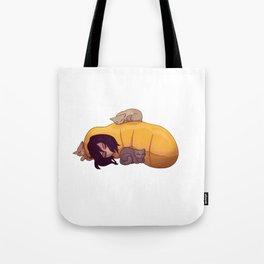 Aizawa Shoto Sleepy Tote Bag
