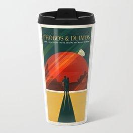 Space Cruise Promo Travel Mug