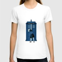 narnia T-shirts featuring A Magical Box [Doctor Who, Narnia] by Ruwah