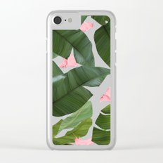 Wild Flower #society6 #decor #buyart Clear iPhone Case