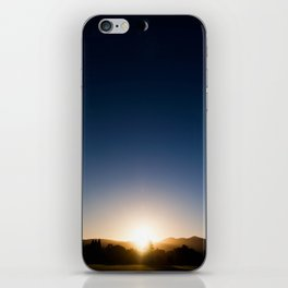 Day n Nite iPhone Skin