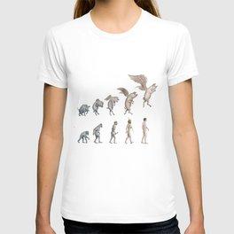 Darwin's Inspiration Mug T-shirt
