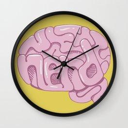 Be Nerdy Wall Clock