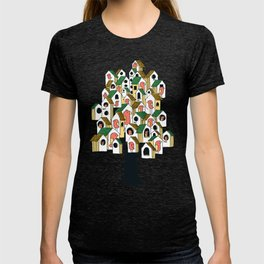 Bird houses T-shirt