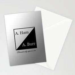 A. Ham / A. Burr Stationery Cards