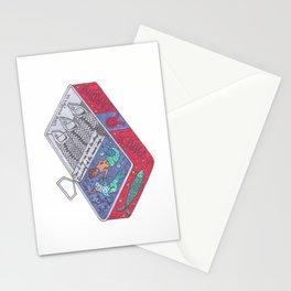 Party Sardine Stationery Cards