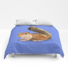 Chipmunk. Comforters