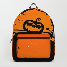 Halloween Jack Skellington Backpack
