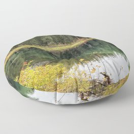 Clear Lake Fall 2018, No. 1 Floor Pillow