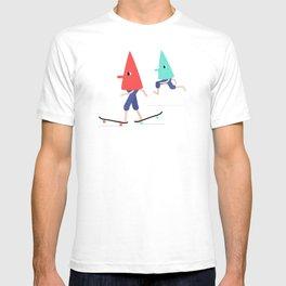 YEAH RIGHT! RUN! T-shirt