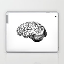 Brain Anatomy Laptop & iPad Skin