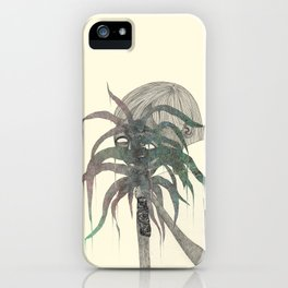 TREES NEVER LIED 09 iPhone Case