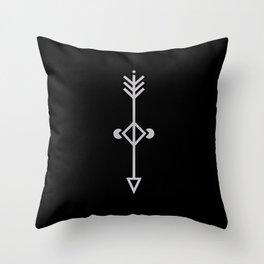 Arrow I Throw Pillow