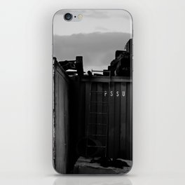 Padstow Containers iPhone Skin