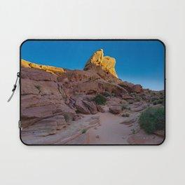 Colorful Sandstone, Valley of Fire - IIIa Laptop Sleeve