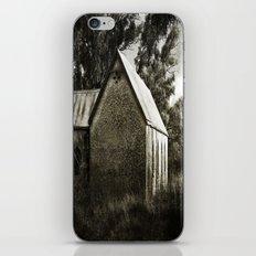 Old Dripstone Church iPhone & iPod Skin