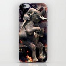 Let It All Burn iPhone & iPod Skin