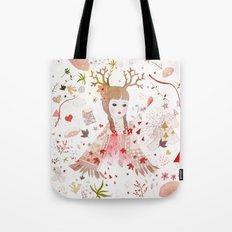 child garden Tote Bag