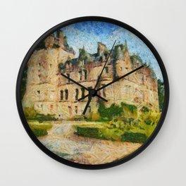 Irish Castle PhotoArt Wall Clock