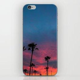 Fruit Punch - San Diego iPhone Skin