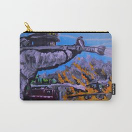 Air Force Fire Fighter Carry-All Pouch