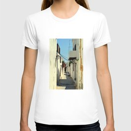 Street in Lindos T-shirt
