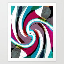 Auflauf Art Print