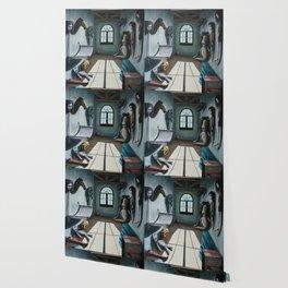 Attic-room Wallpaper