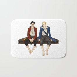 A PIRATE'S LIFE FOR ME Bath Mat