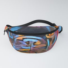 French Bulldog 5 Fanny Pack