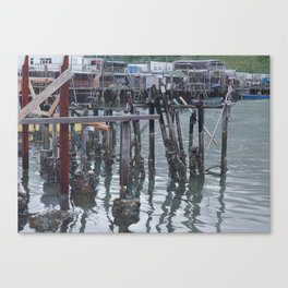 Solid Foundation Canvas Print