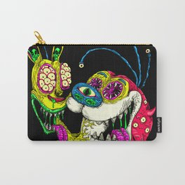 Monster Friends Carry-All Pouch