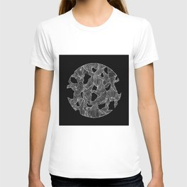 Inverted Reticulate T-shirt