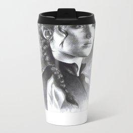 Katniss Metal Travel Mug