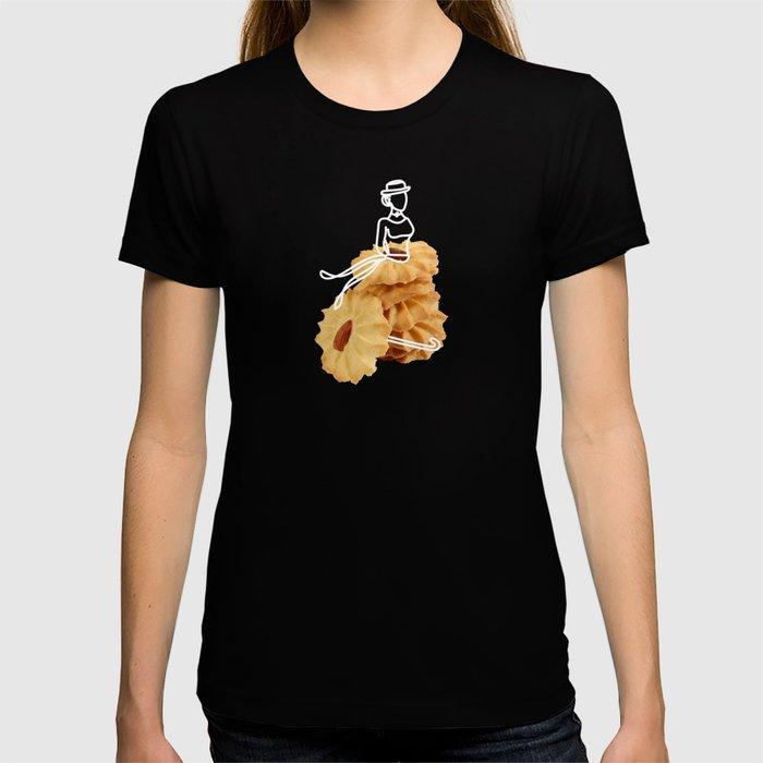 Parasol Cookies T-shirt