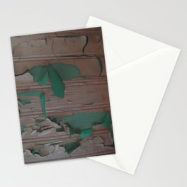 paint peel 2 Stationery Cards