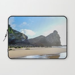 Watergate Bay - Beaches End Laptop Sleeve