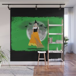 Witch Wall Mural