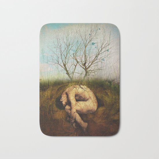 The Dreaming Tree Bath Mat