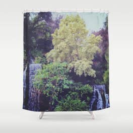 Forest Falls Shower Curtain