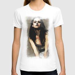 Kristen Stewart Portrait #2 T-shirt
