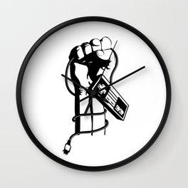 Retro Revolution Wall Clock