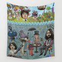Lonely Hearts, Rubber Soul & Magical Yellow Submarine Tour by tbraunstudio