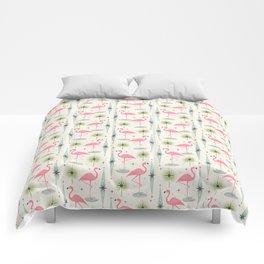 Atomic Oasis - Vertical Comforters
