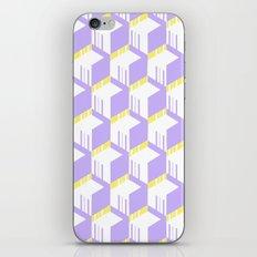 PastelCube iPhone & iPod Skin