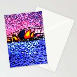 Sydney Harbour Stationery Cards