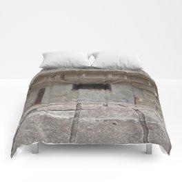 Jersey War Bunker Comforters