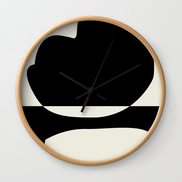 // Reverse 01 Wall Clock